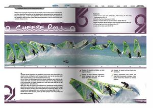 WINDSURFING Buch Tricktionary 2 – image 3