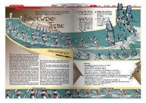 WINDSURFING Buch Tricktionary 2 – image 5