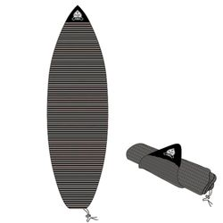 BUGZ Stretch Board Socke 6.6 Shortboard - Fish – Bild 1