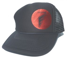 MFC Hawaii Teamrider Base Cap - Round Logo, Gray