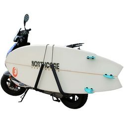 "Northcore ""Moto Rack"" Moped Surfboard Träger – Bild 2"