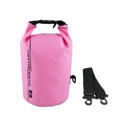 OverBoard wasserdichter Packsack 5 Liter Pink – image 1