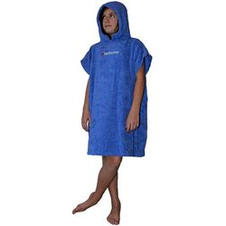 "Childrens ""Beach Basha"" Changing Robe Blue"