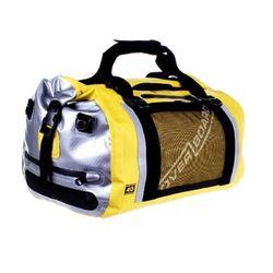OverBoard wasserdichte Duffel Bag Sports 40 L Gelb – Bild 3
