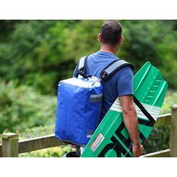 OverBoard wasserdichte Duffel Bag Sports 40 L Blau – Bild 6