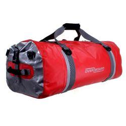 OverBoard wasserdichte Duffel Bag Sports 60 L Rot – Bild 3