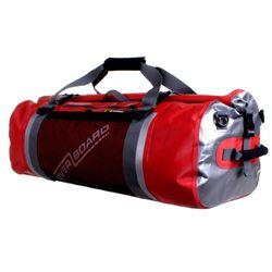 OverBoard wasserdichte Duffel Bag Sports 60 L Rot – Bild 1