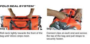 OverBoard wasserdichte Duffel Bag Pro-Vis 60 L Ge – Bild 7