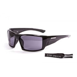 OCEAN Sunglasses - Aruba Shiny BLACK, Sunglasses