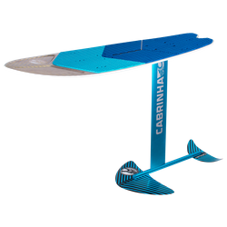 Cabrinha Double Agent 2018 - Hydrofoil + Surfskate komplett