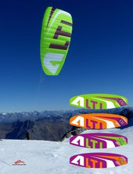 Aeros ALTI Snowkite - Freestyle / HighMountain – Bild 5