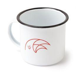 Northcore Enamel Steel Mug - White – image 2