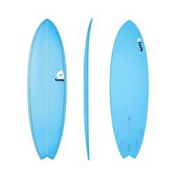 Surfboard TORQ Epoxy TET 6.3 Fish  Blue – image 1