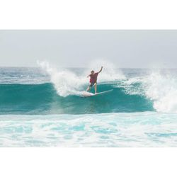Surfboard TORQ Epoxy TET 7.6 Funboard  Blue – Bild 4