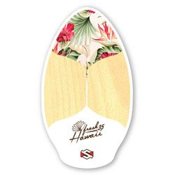 Skimboard SkimOne 35  90cm Fresh Hawaii White – Bild 1