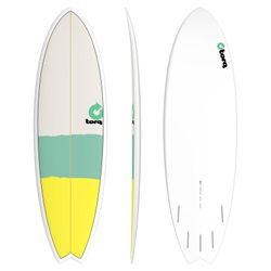 Surfboard TORQ Epoxy TET 5.11 Fish new classic – Bild 1