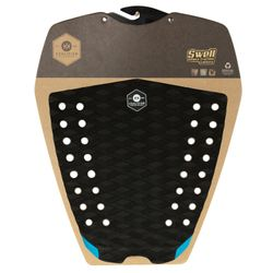KOALITION Footpad Deck Grip SWELL Schwarz 1pc – image 4