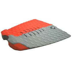 KOALITION Footpad Deck Grip BARREL Orange-Grau 2pc – image 2