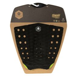KOALITION Footpad Deck Grip KARVE Schwarz 3pc – image 3