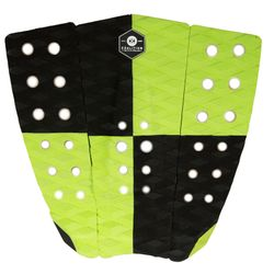 KOALITION Footpad Deck Grip KARVE Lime 3pc – image 1