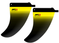 Quad CENTER Fins RV1 - MFC Fins SET (L&R)