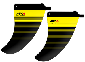 Quad CENTER Fins RV1 - MFC Finnen Set (L&R) – Bild 1