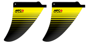 Quad SIDE Fins RV1 - MFC Finnen Set (L&R) – Bild 1