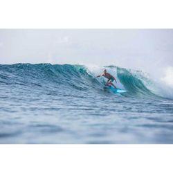 Surfboard TORQ Softboard 9.0 Longboard Gelb SALE – Bild 3