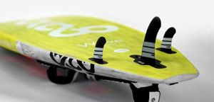 Goya Board - CUSTOM Pro Surfwave THRUSTER 2018 – image 2