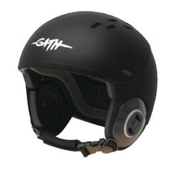 GATH Wassersport Helm GEDI Gr XXXL Schwarz