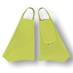 Bodyboard Flosse OPTION Gr S  38-40 Lime