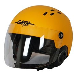 GATH Helm RESCUE Safety Gelb matt Gr M – Bild 1