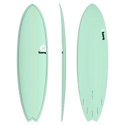 Surfboard TORQ Epoxy TET 7.2 Fish Seagreen – image 1