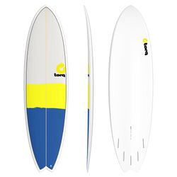 Surfboard TORQ Epoxy TET 6.10 Fish new classic – Bild 1
