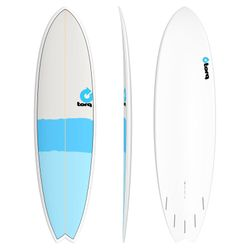 Surfboard TORQ Epoxy TET 7.2 Fish new classic – Bild 1