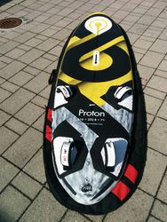 Goya Board - Proton PRO Slalom Single 116 // 2017/2018 NEU! – Bild 1