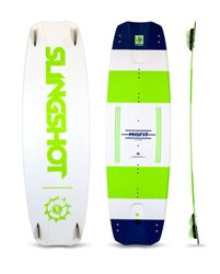 Slingshot Misfit Air Core Kiteboard - 2018