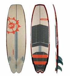 Slingshot Angry Swallow Kite Waveboard – 2018