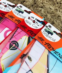 Air Freshener Windsurf Goya Banzai - Tropical – image 5