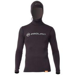 Prolimit Underwear Innersystem 1st Layer - Langarm Neoshirt mit Kapuze
