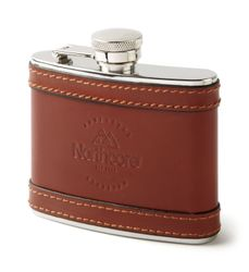 Northcore Leather Hip Flask