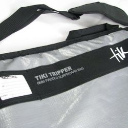 TIKI Boardbag Tripper Fish 5.9  Surfboard Bag – Bild 5