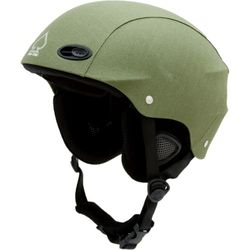 "Protec ""ACE Freecarve"" Helm, Green Fabric – image 1"