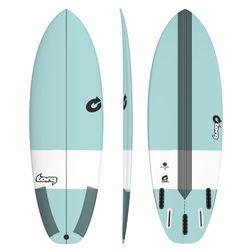 Surfboard TORQ Epoxy TEC Summer 5  5.4 seagreen – image 1