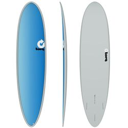 Surfboard TORQ Epoxy TET 7.6 Funboard Full Fade – image 1