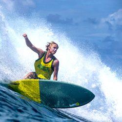 Surfboard TORQ Epoxy TET 6.3 Fish Lines – Bild 6