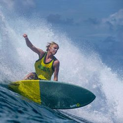 Surfboard TORQ Epoxy TET 9.0 Longboard Lines – Bild 6