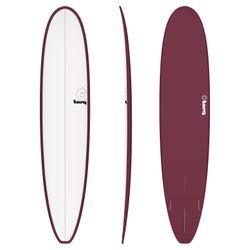 Surfboard TORQ Epoxy TET 9.0 Longboard White Burgu – image 1