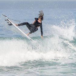 KOALITION Surfboard Finnen Comp Carbon M FCS – Bild 2