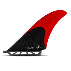 FUTURES Single Fin SUP Trigger Carbon US